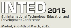 INTED2015 LOGO